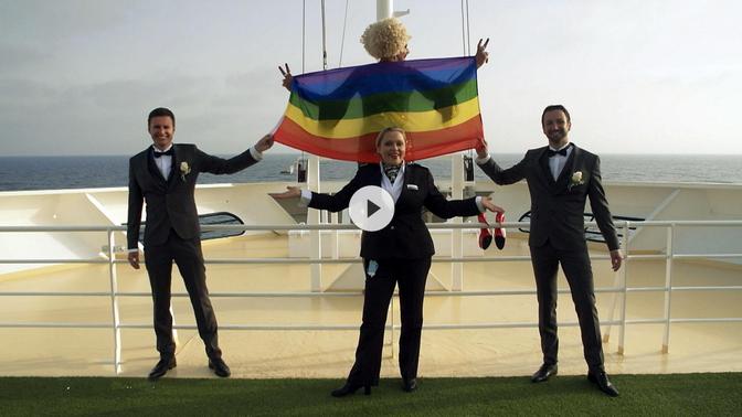 Mit der Rainbow-Cruise ans andere Ufer - ZDF