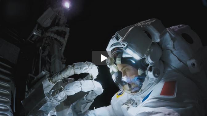 Astronauten im Weltall - SRF Einstein