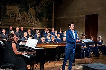 Jeremy Duffau et Choeur opera Bordeaux .