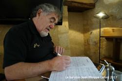Le baryton Jean Philippe Lafont
