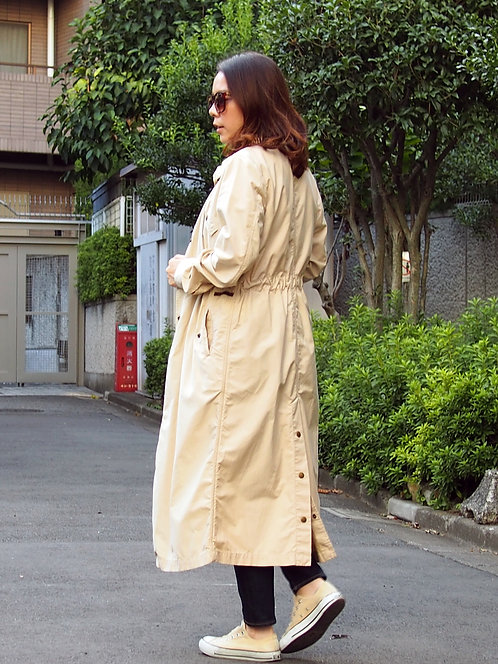 GAS MILITARY LONG JACKET