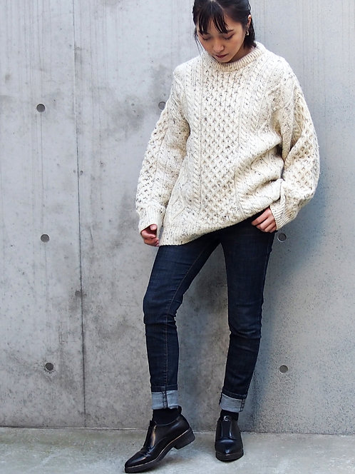 CABLE ROGEJI KNIT