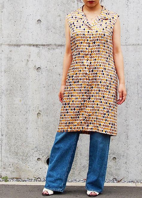 MODERN PATTERN DRESS
