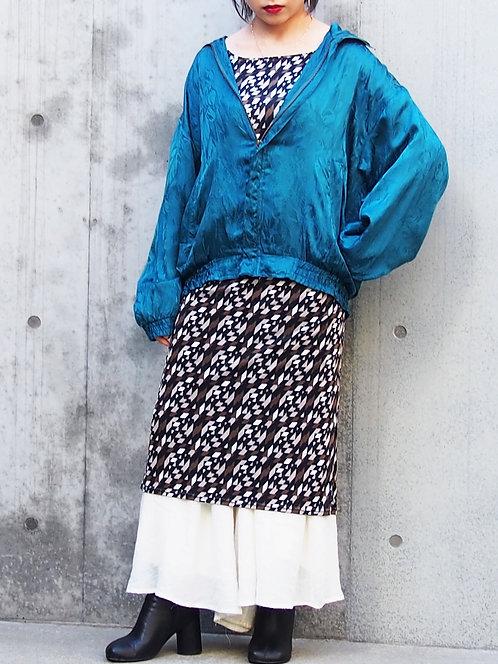 MODERN PATTERN CAMISOLE DRESS