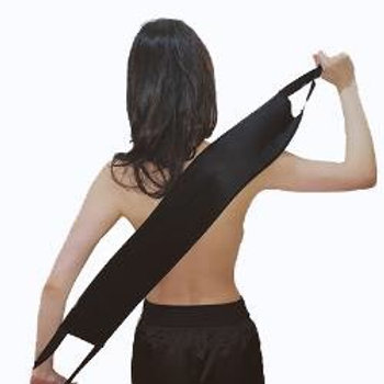 Velour Back Applicator for Self tanners