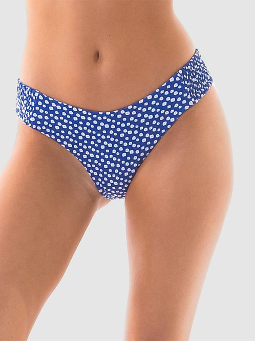 RH Swimwear  - Scrunch Bikini Pant -Poppies