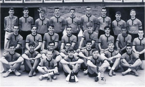 First Marietta High School Crew Team