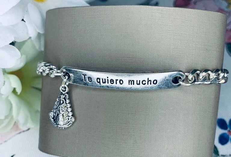 Pulsera Te Quiero Mucho