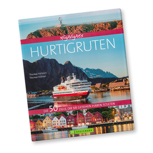 Reisebildband Highlights Hurtigruten