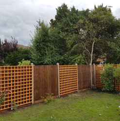 Small fencing project