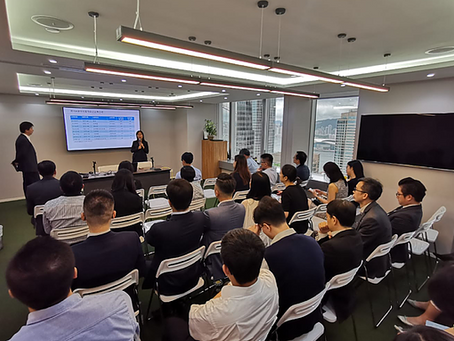 CHFT Valuation Sharing Seminar : Chapter 18A Listing Rules and Valuation for Biotech Companies