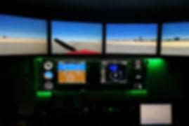 Simulador Redbird FMX