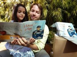 """O caderno do papai"""