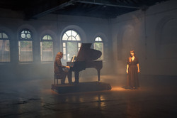 Ophelia, a histérica: 3 canções, 3 reflexões em 3 episódios