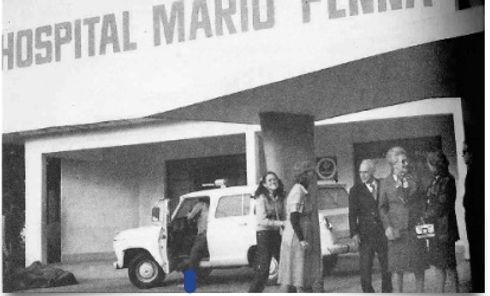1971 - Surgimento da Associação dos Amig