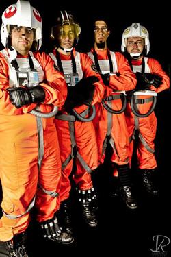 pilotos xwing