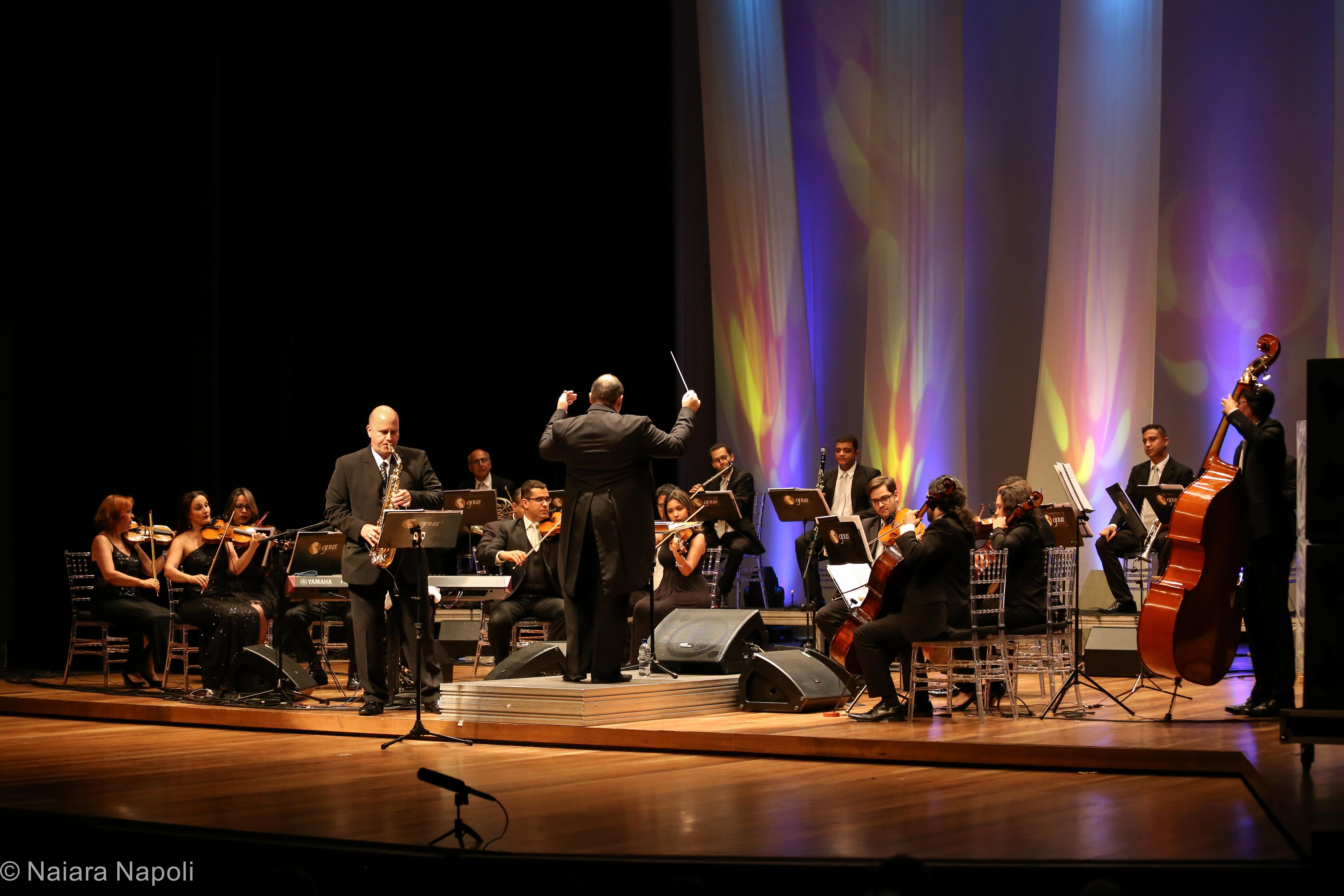 Derico Sciotti e Orquestra Opus