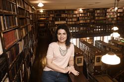 Karla Maria lança livro - Irmã Dulce