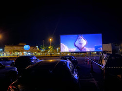 Cinear Drive in
