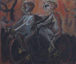 Ciclistas (Cyclist),1989
