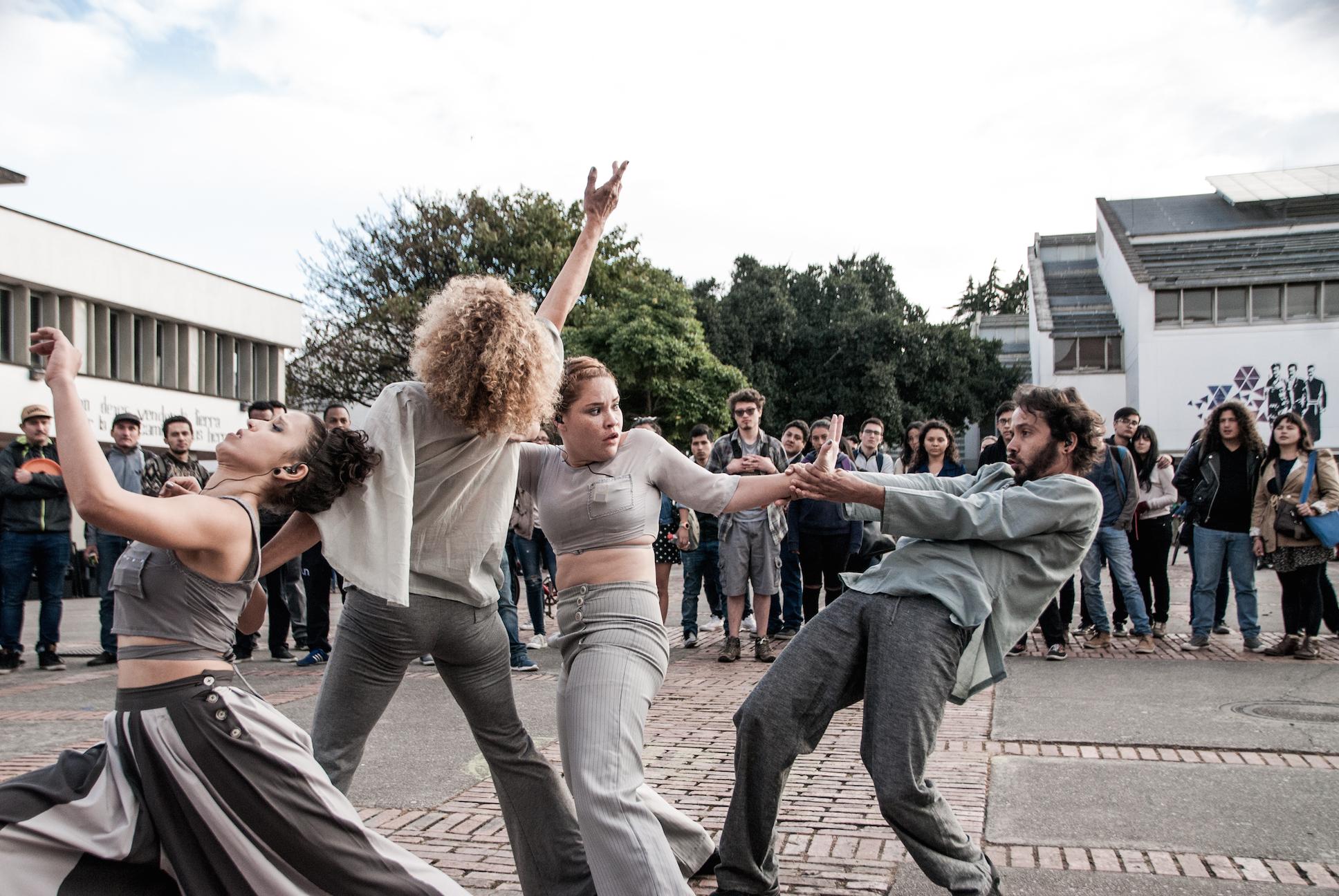 """""""Move Concreto! Vídeo dança pela cidade"""""""