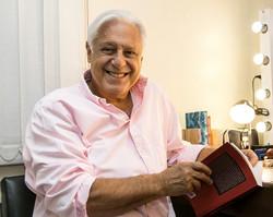 Antonio Fagundes no #SempreUmPapoEmCasa
