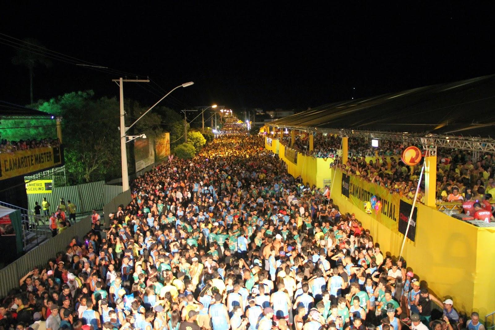 Carnaval de Pompéu