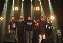 Mario Noya e convidados na live BH 123