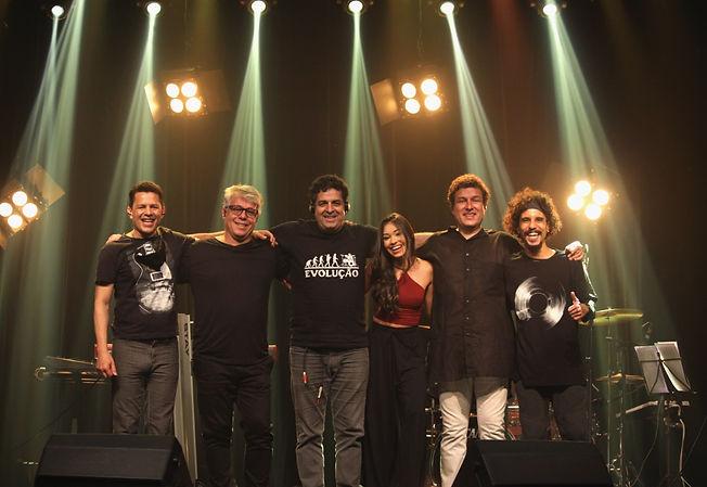 Mario Noya e convidados na live BH 123 -
