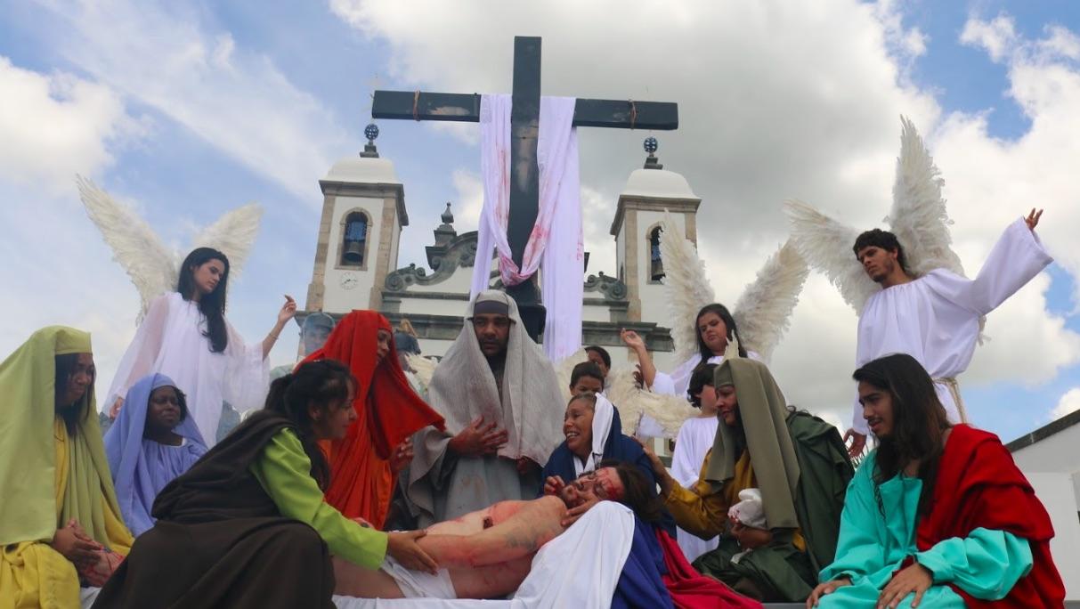 Semana Santa da Cidade dos Profetas
