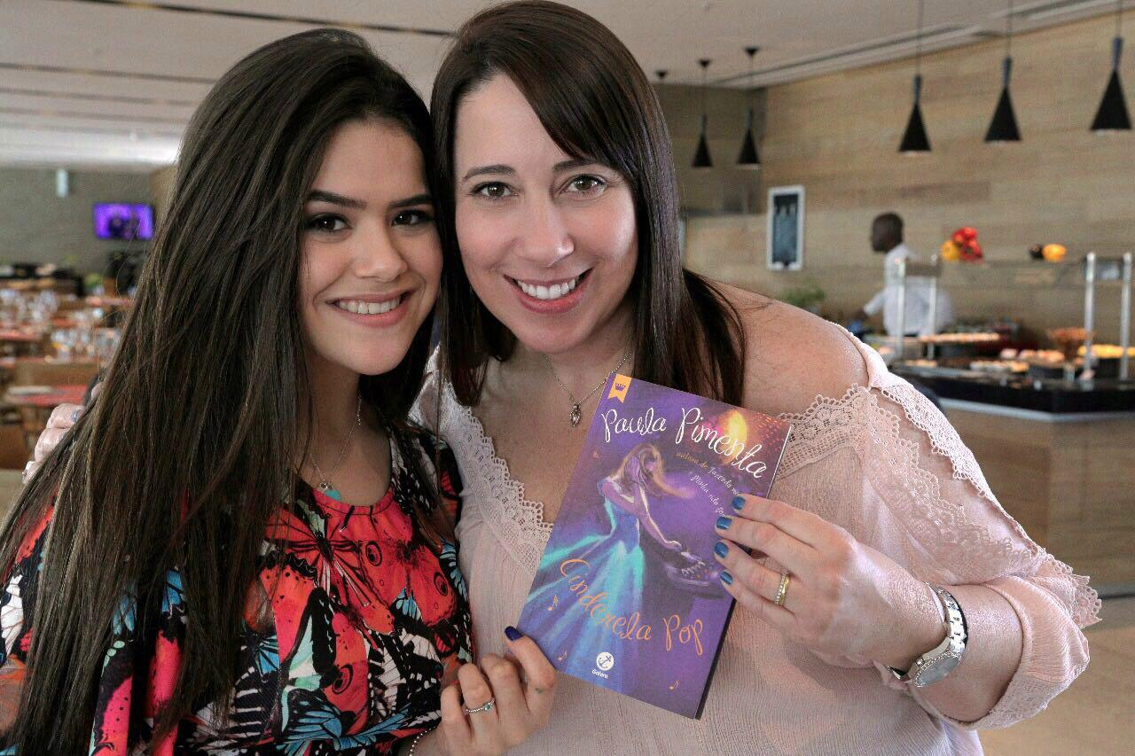 Cineart -Maisa Silva e Paula Pimenta