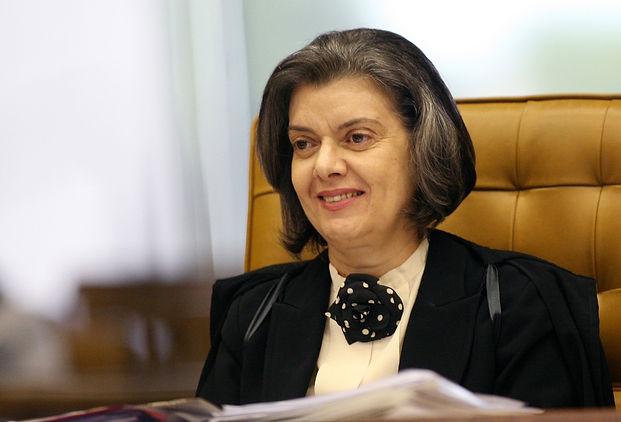 Ministra do Supremo Tribunal Federal Cá