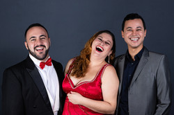 """Música no Hospital"""" realiza """"Concerto Natalino"""" com o trio Ad Libitumm"""
