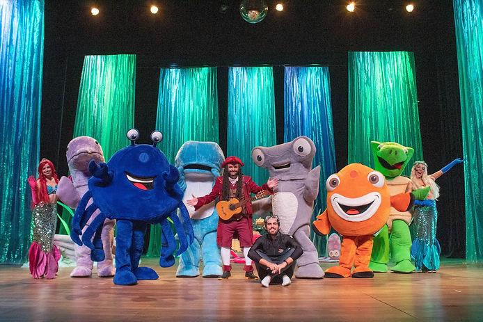 Musical O Tubarão Martelo e os Habitant