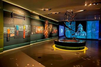 Museu de Congonhas - acervo permanente-