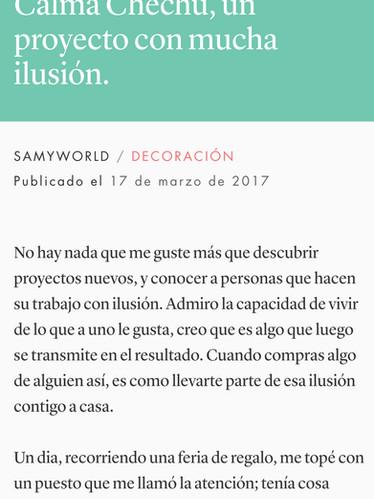 SamyWorld 2017