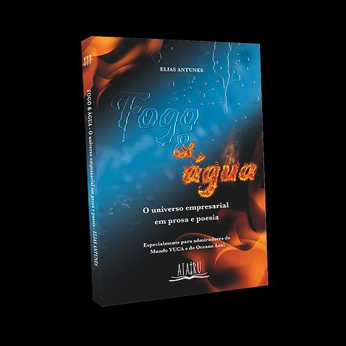 Fogo e água:  o universo empresarial em prosa e poesia