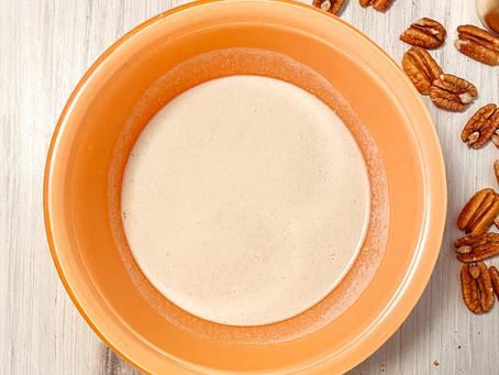 Pecan Milk & Pumpkin Pecan Creamer