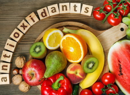 10 Benefits of Antioxidants - Natural Health