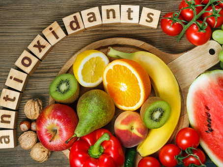 10 Benefits of Antioxidants - Natural Health