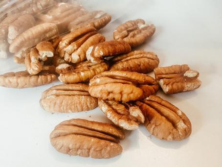3 Reasons Pecans Curb Cravings