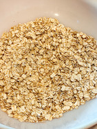 Oats and Pecan Meal for Granola Bars