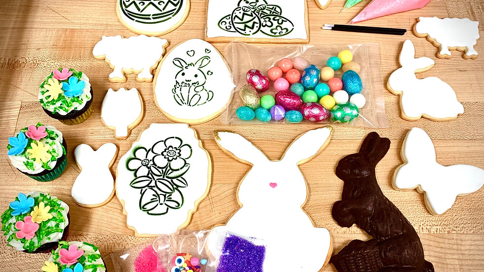 Easter Activity Kits