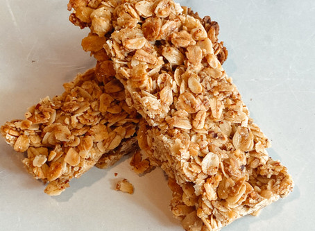 Base Camp Granola Bars