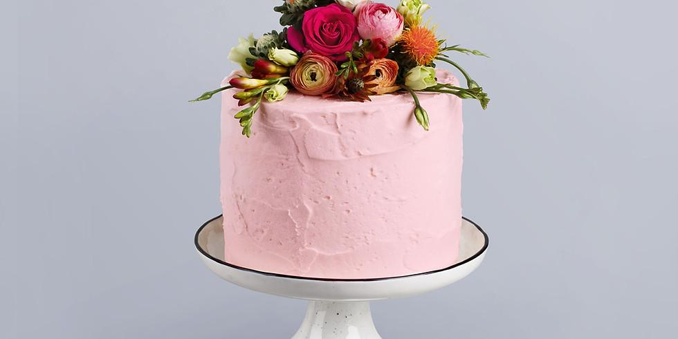 Basic to Advance Cake Decoration Workshop