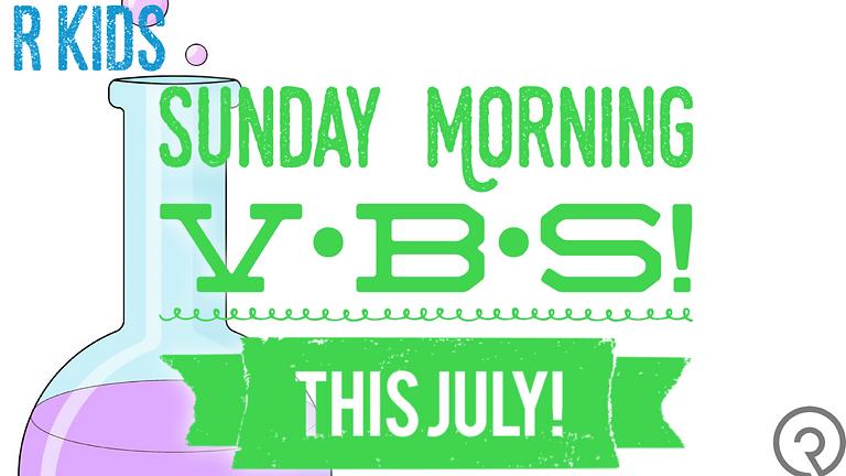 Sunday Morning V-B-S!