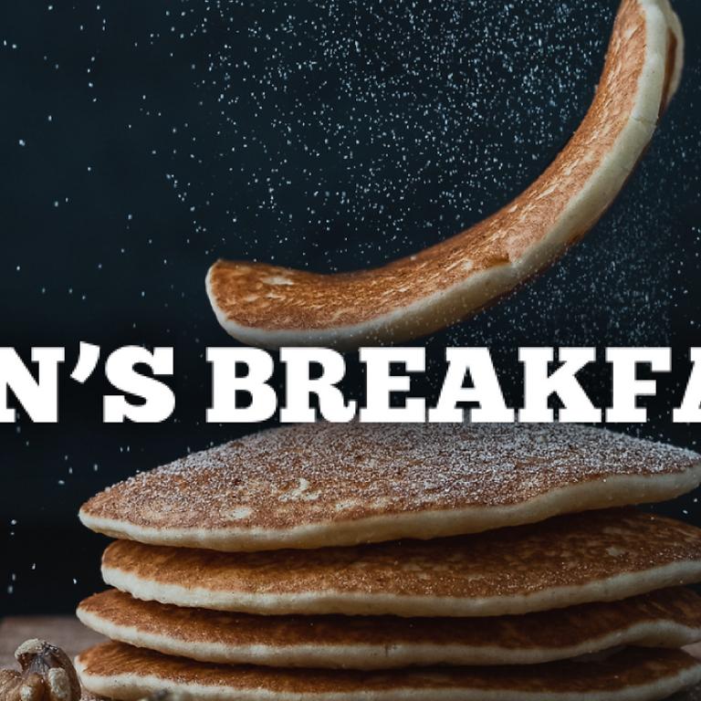 Men's Breakfast!