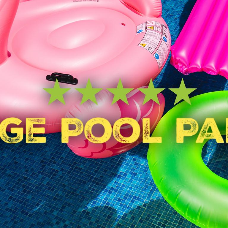 Verge Pool Party!