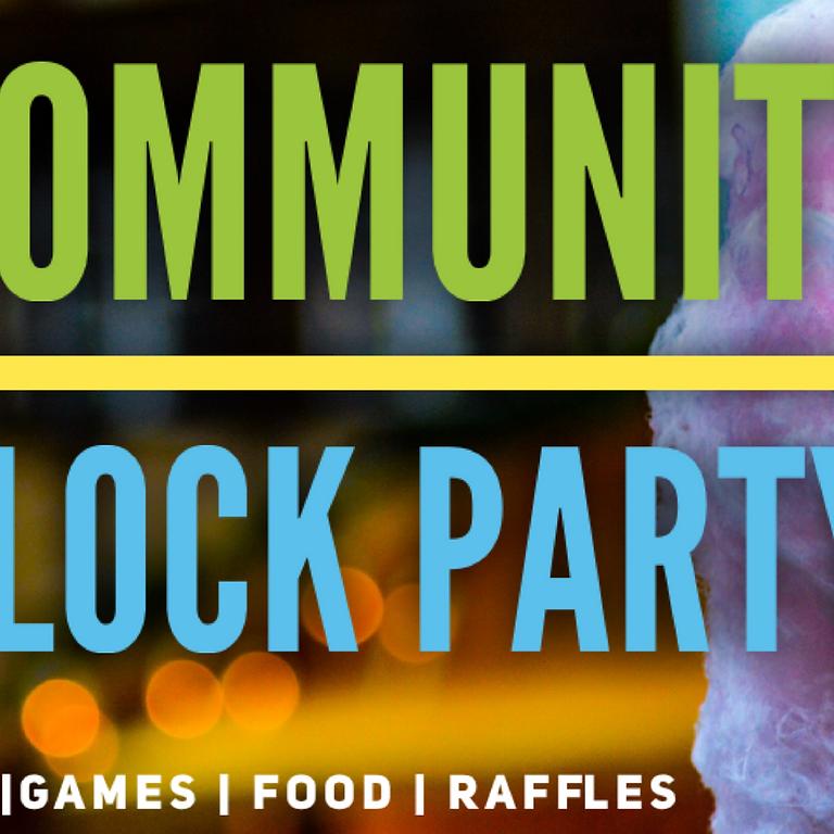 Community Block Party & Car/Bike Show!