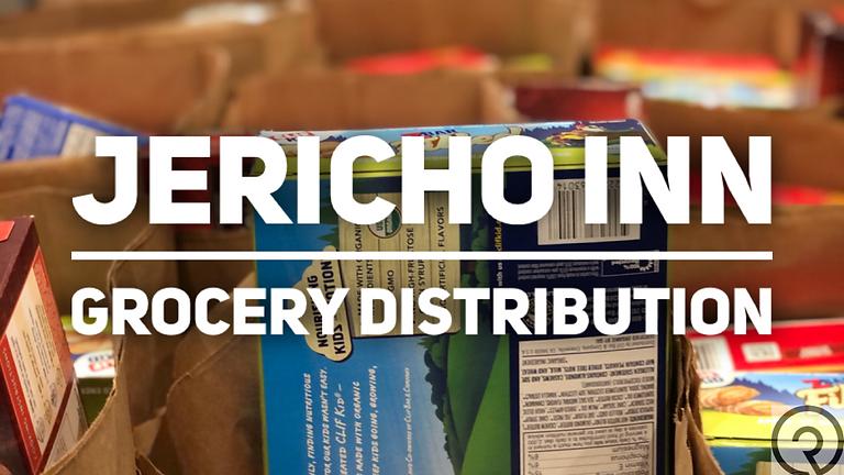 Jericho Inn Community Grocery Distribution